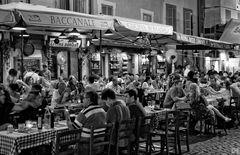 notte estiva a Roma