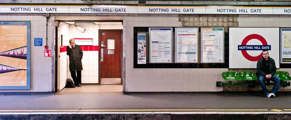 Notting Hill Underground