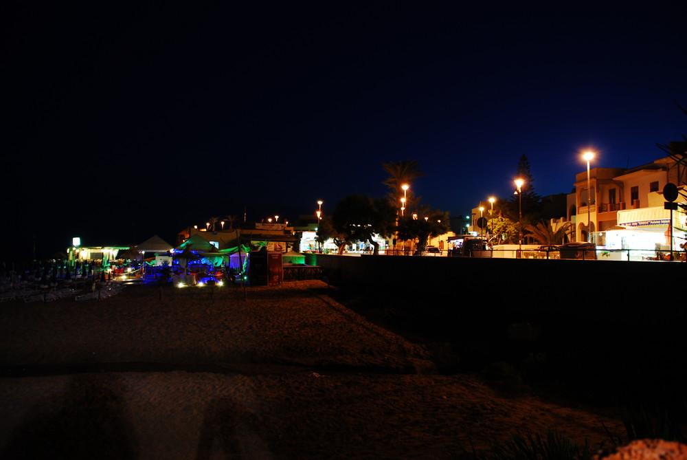 Notturna di Tre Fontane