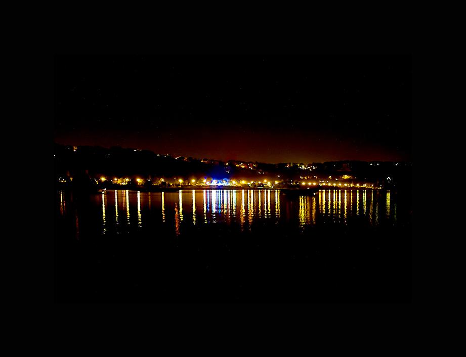 Notturno Castelgandolfo (appoggiato a Rovelli....)