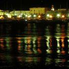 Notturno del porto di Carloforte