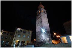 Notturno in Piazza Roma