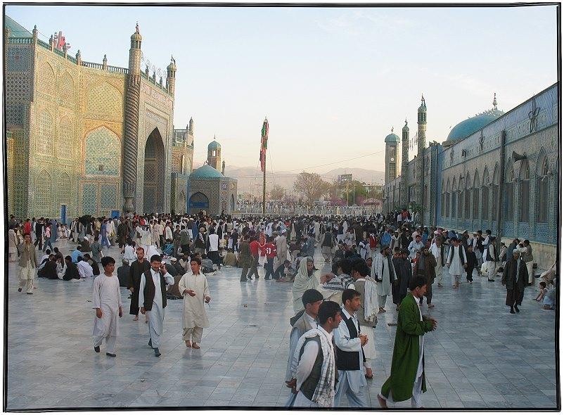 Nouruz mubarak..