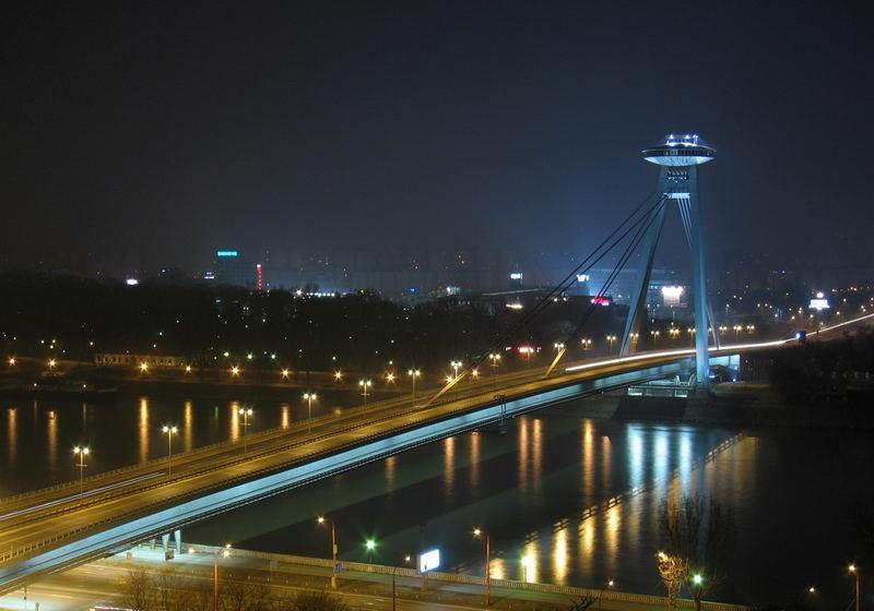 Nový Most Bratislava - Neue Brücke