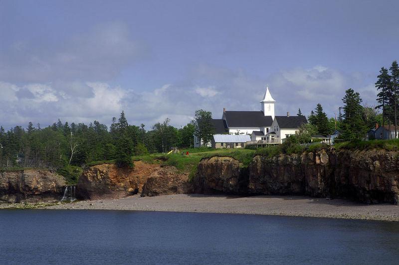 Nova Scotia - Bay of Fundy - Margaretsville