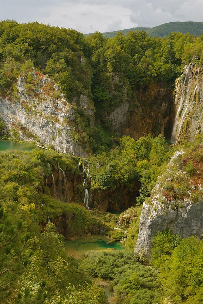 Novakovica Falls