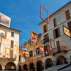 Novara in cornice