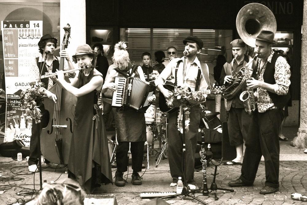 Novara Street Festival 2008