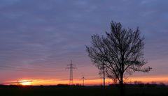 November-Abend...