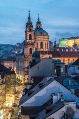 Novemberabend in Prag