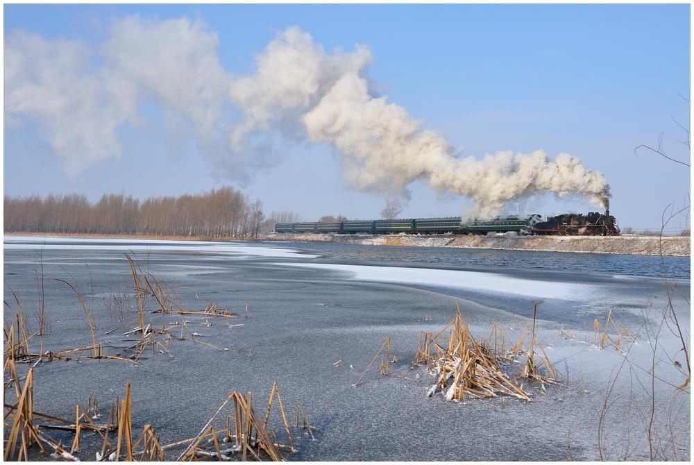 Novemberdampf in Nordchina - Tiefa XXI