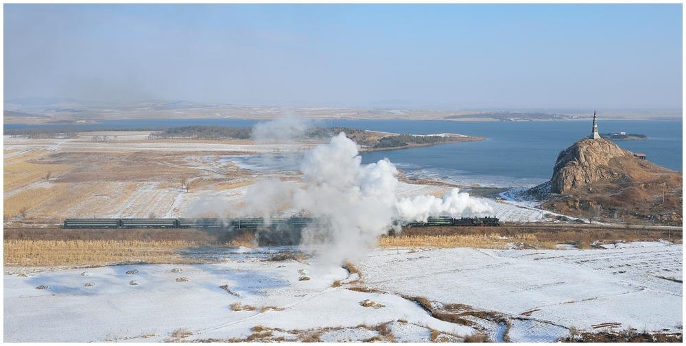 Novemberdampf in Nordchina - Tiefa XXII