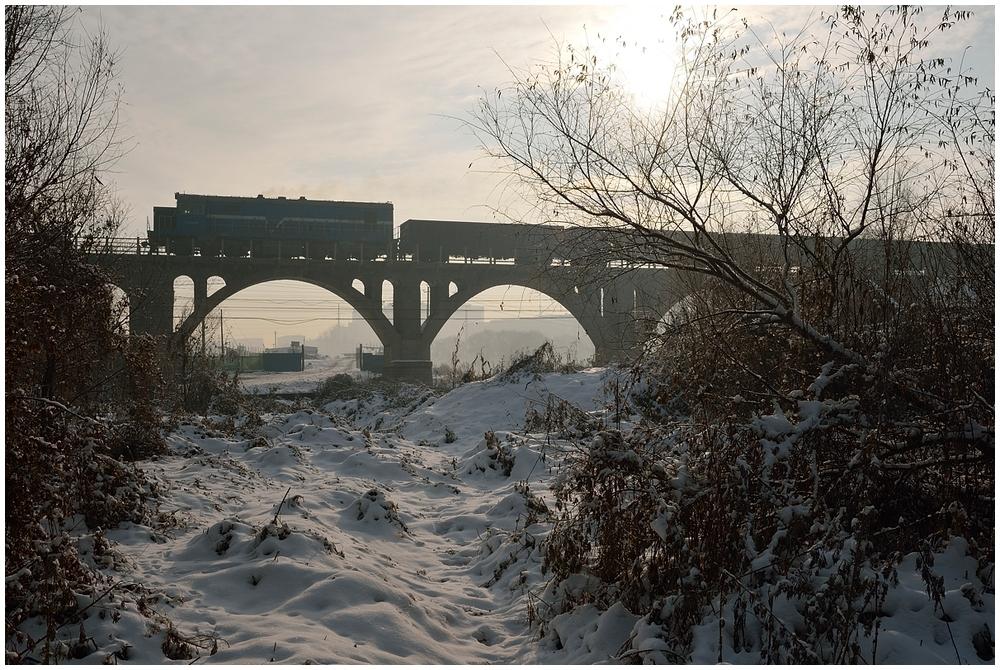 Novemberdiesel in Nordchina - Tiefa XXV