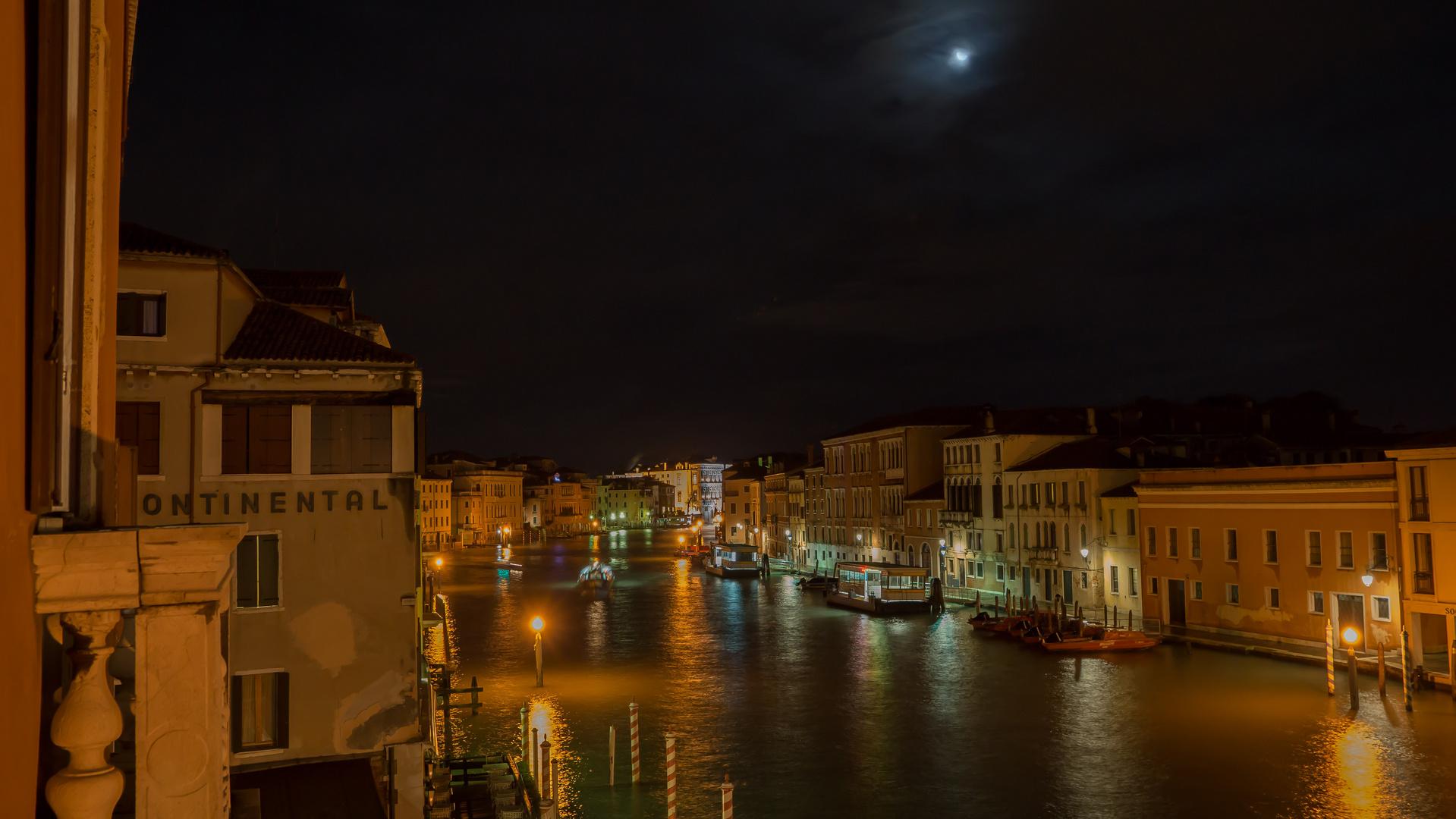 Novembernacht in Venedig