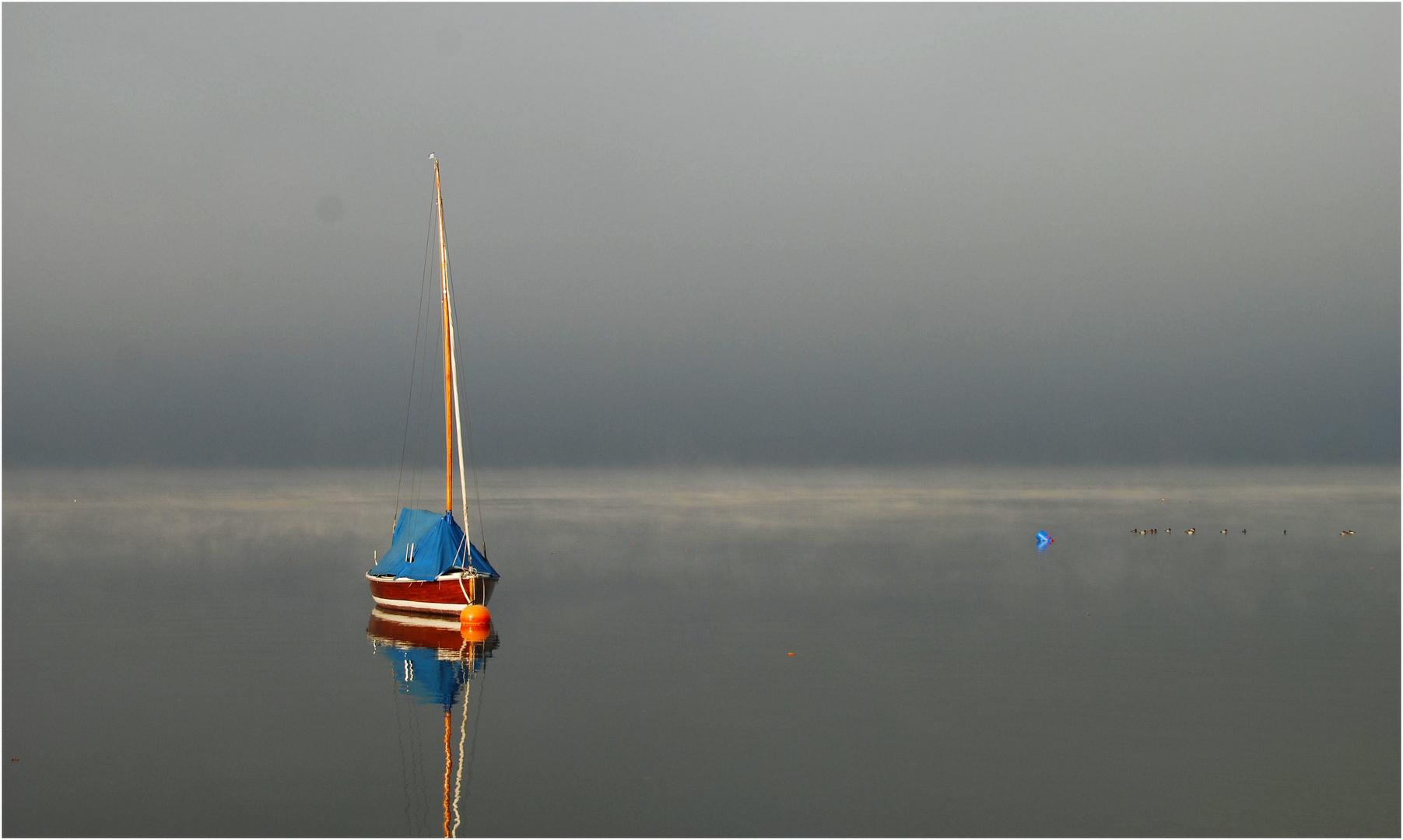 *Novembernebel, stiller Nebel