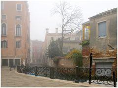 Novemberstimmung in Venedig