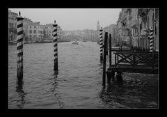 Novemberwetter in Venedig