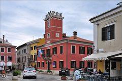 Novigrad - Am Rathaus