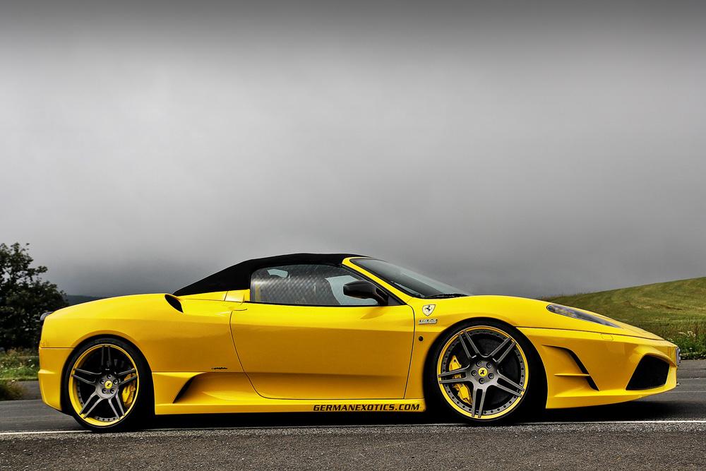 Novitec Ferrari 16M Scuderia