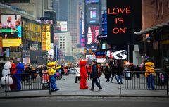 Novotel in New-York (Love is On)