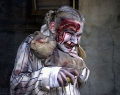 now i`m feeling zombiefied