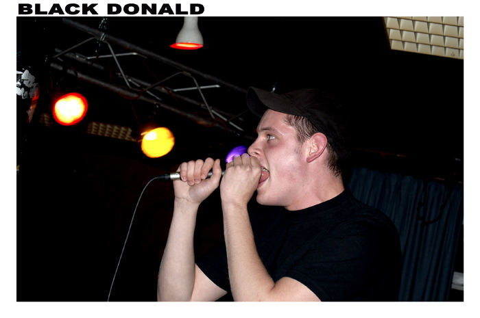 Now I´m gonna take the Mic