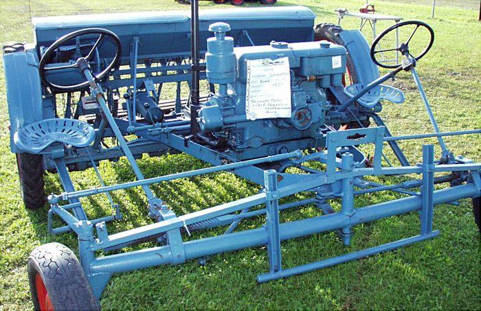 """Nr. 3: Landwirtschaftliche """"High-Tech"""" vor 50 Jahren ..."""