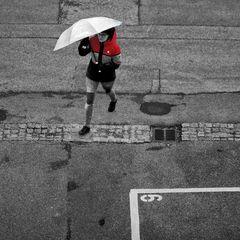Nr.6 mit Schirm.