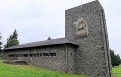 NS-Ordensburg Vogelsang/Eifel:Wache (1)