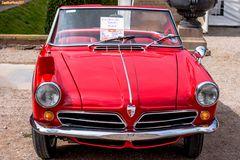 NSU Wandelspider D 1965 bei Classic Cars Schwetzingen 2017
