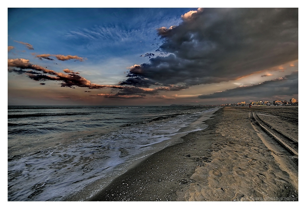 Nubi minacciose all'orizzonte...