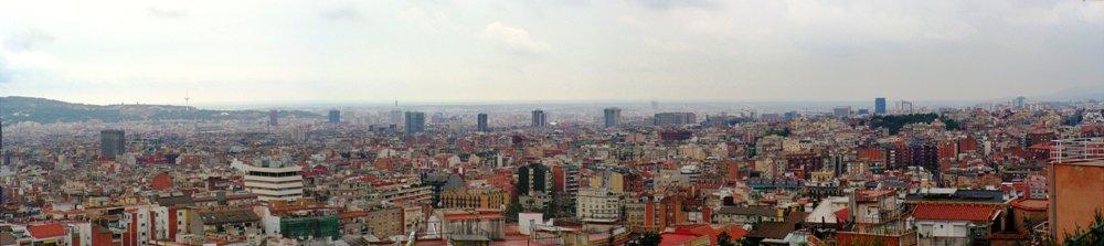 Nubi su Barcellona
