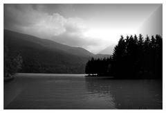 Nubi sul lago