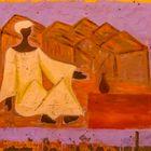 nubische streetart