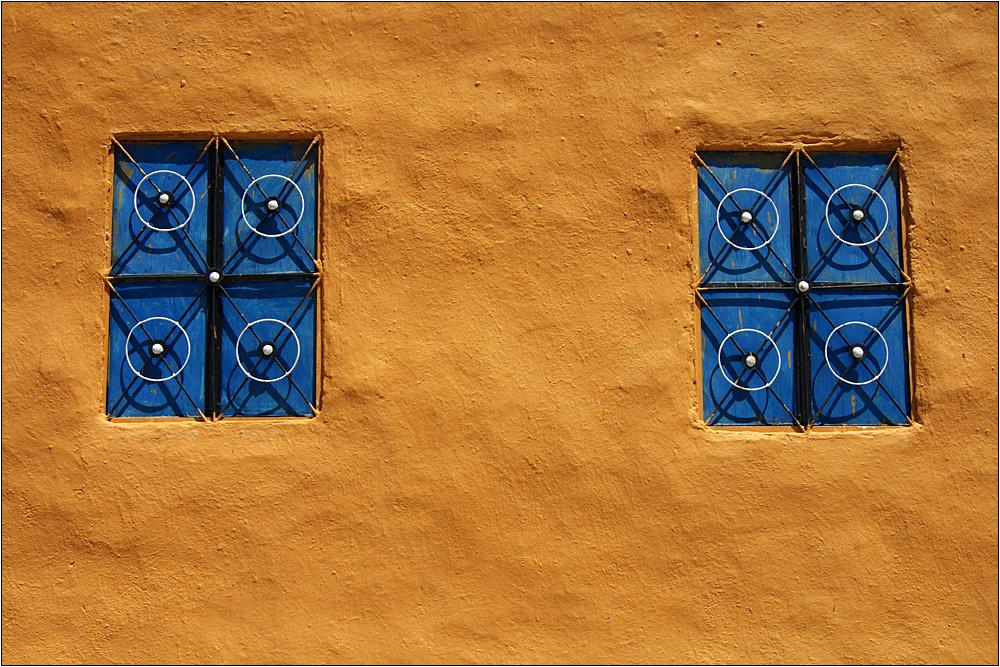 nubisches haus
