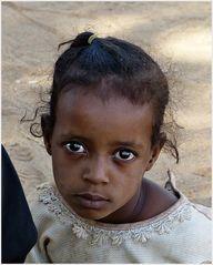 Nubisches Mädchen....................