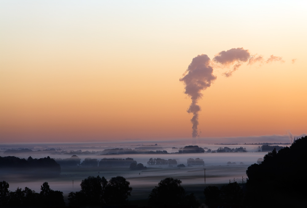 nuclear cloudmaker and natural mist