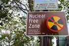 Nuclear Free Zone?!