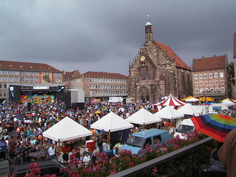 Nürnberg ARD Kinderfest