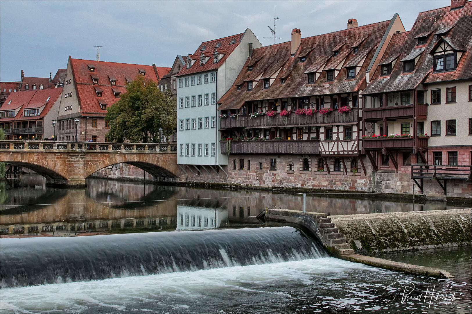 Fluss Bei Nürnberg