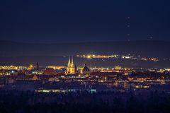 Nürnberg by night