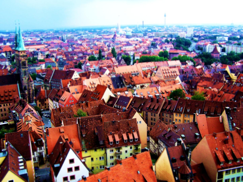 Nürnberg in colours