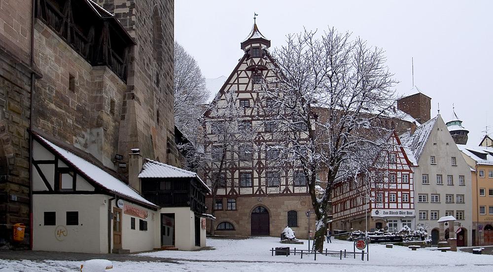 Nürnberg - Platz am Tiergärtnertor
