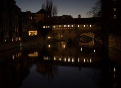 Nürnberg zur blauen Stunde
