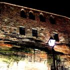 Nürnberger Burg bei Nacht