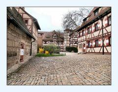 Nürnberger Burganlage 3