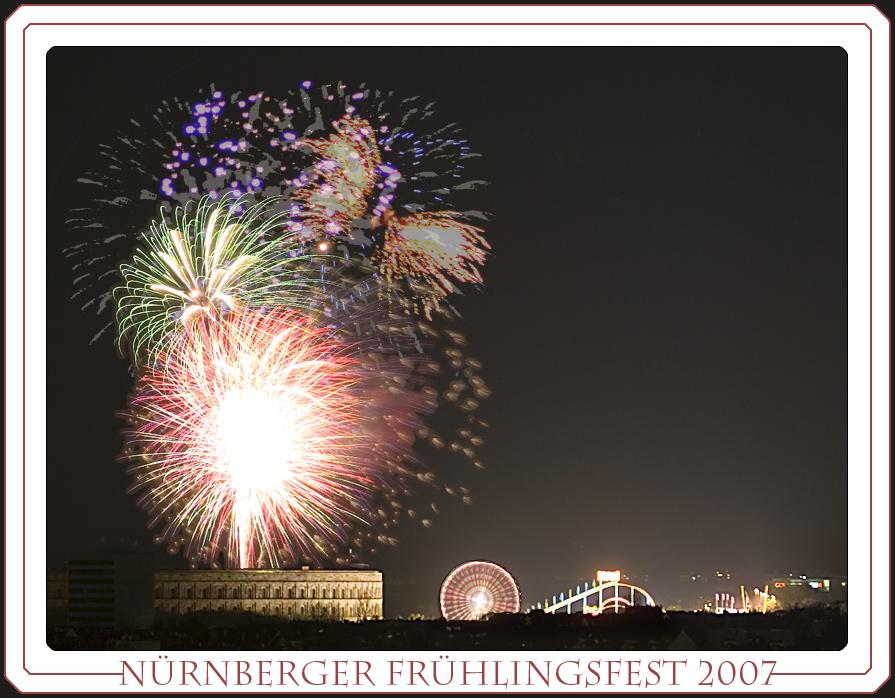 Nürnberger Frühlingsfest 2007