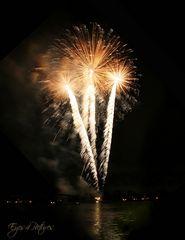 Nürnberger Volksfest 09 Feuerwerk