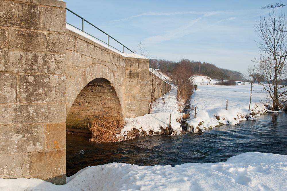 Nüsttal Rimmels im Winter 2011 9