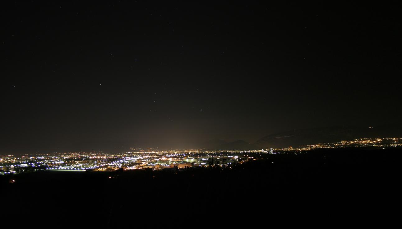 Nuit et lumières